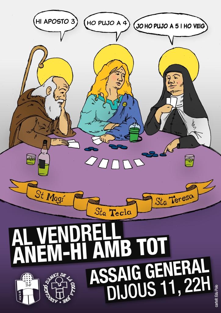 Diada Santa Teresa el Vendrell