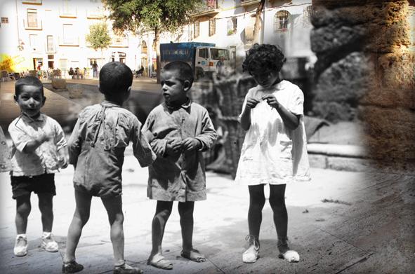 nens plaça del forum final